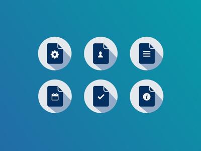 Icon Designs admin illustration flaticon icon ux userexperience ui interfacedesign