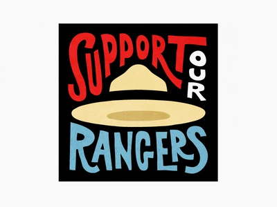 Support Our Rangers
