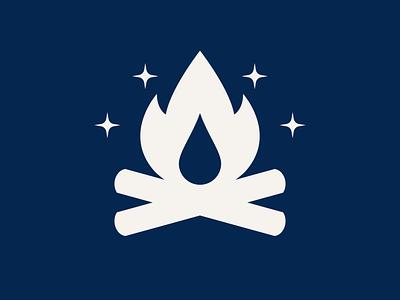 Spark and Honey Granola Logo idenity branding icon logo