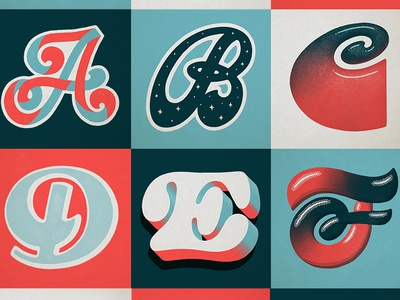 36 Days of Type Lettering type typography handlettering lettering