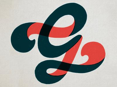 Letter G type typography handlettering lettering