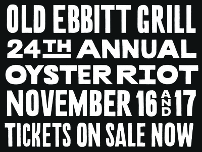 Oyster Riot 2018