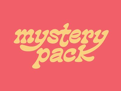 #mysterypack