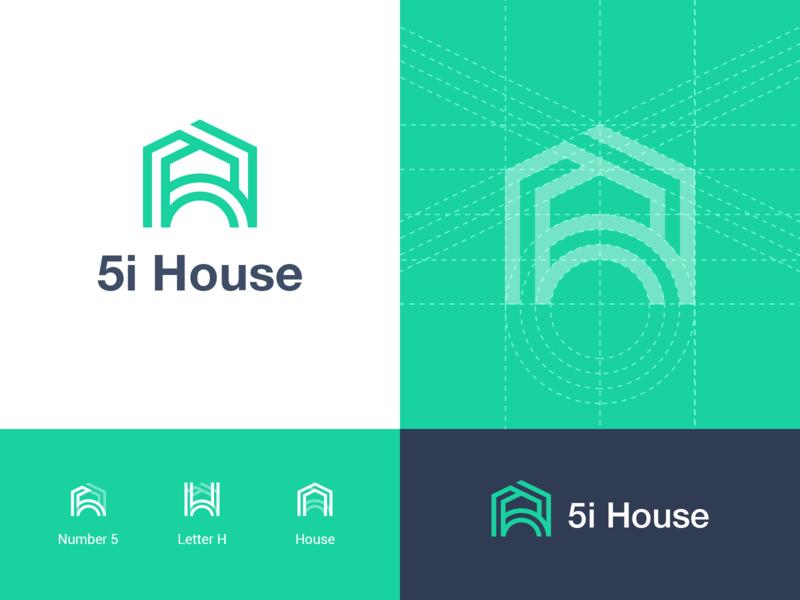 house-logo icon logo house