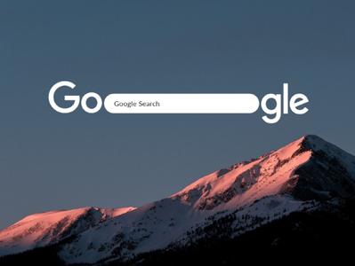 Swift Search - Google search Rainmeter Skin google search google widget search time design ui design windows rainmeter minimal desktop customize