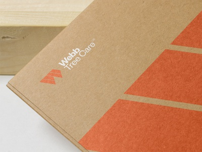 Webb Tree Care colour uk bath startup brand graphic design identity design branding bristol