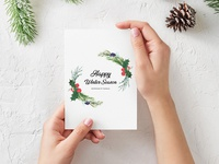 Greeting Card Dribbble