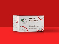 "Packaging Design Drip Coffee for ""Me Thai Coffee"""