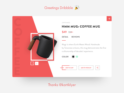 Greetings Dribbble typography typo web website design card product