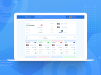 Tasks Management - Card View