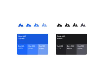 Heap - Color Theme dark palette theme color brand