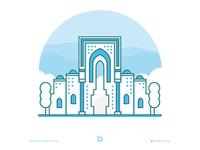 Iraq Landmarks: Diyala