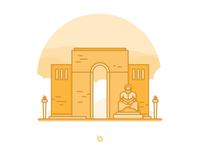 Iraq Landmarks: Citadel of Erbil