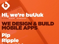 Buuuk Website
