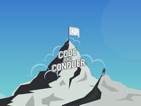 Code conquer wallpaper desk