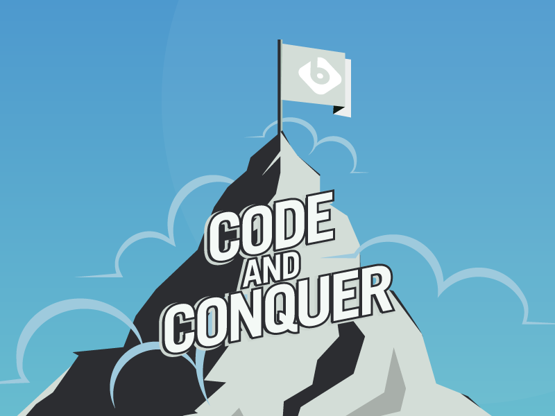 Code And Conquer wallpaper vector buuuk