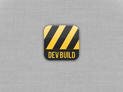 Dev Build Icon iphone icon ios freebie free