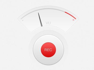 Rec audio