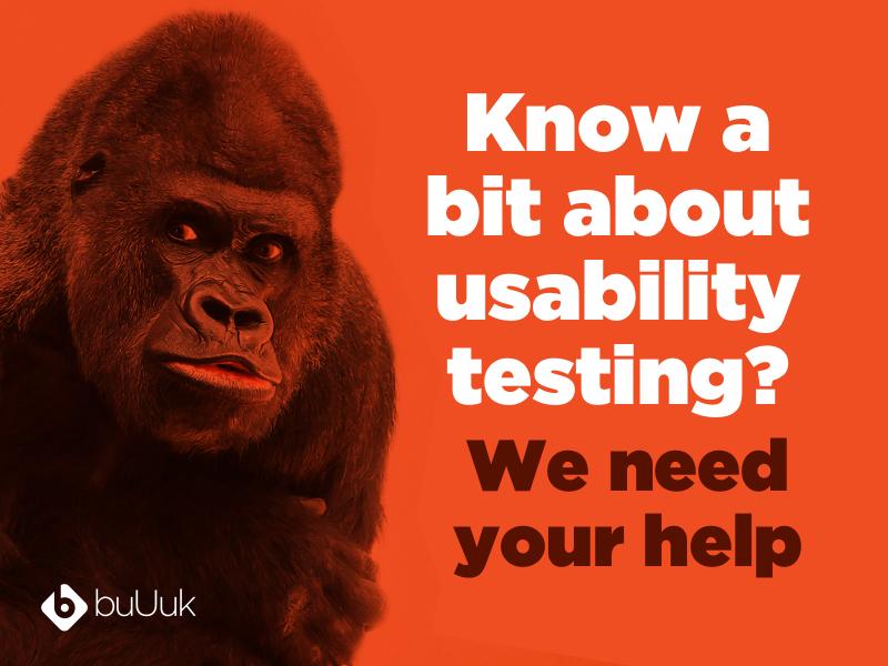 User Testing Survey typeform survey testing usability