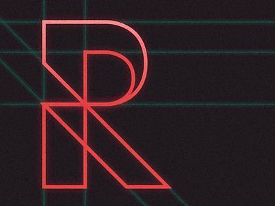 36DaysOfType — R typography type