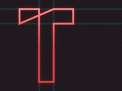 36DaysOfType — T 36days-20 36days-t 36daysoftype typography type