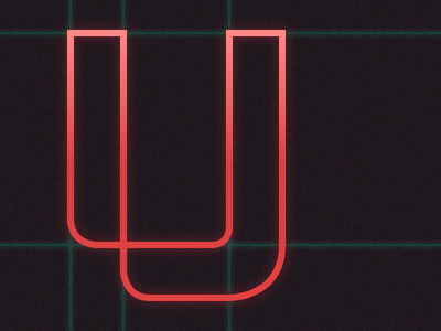 36DaysOfType — U 36days-21 36days-u 36daysoftype typography type