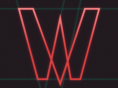36DaysOfType — W 36days-23 36days-w 36daysoftype typography type