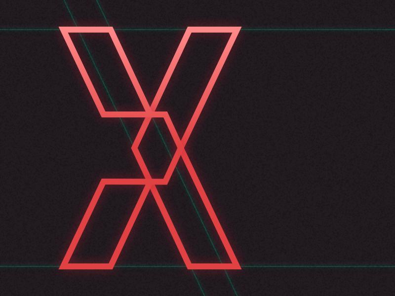 X dribbble
