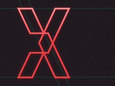 36DaysOfType — X 36days-24 36days-u 36daysoftype typography type