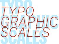 Workshop   typographic scale 1