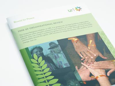 URI Annual Report