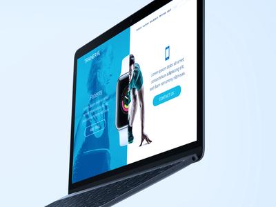Trainer Rx Website (Concepts)