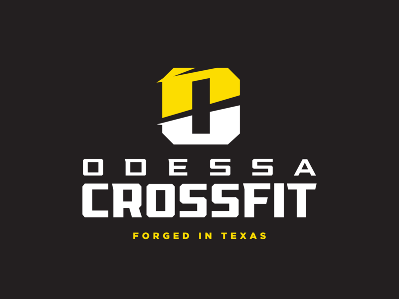 Odessa Crossfit by Mike Mirano on Dribbble