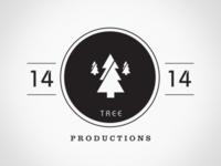 1414 Tree Logo