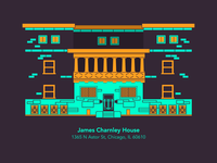 James Charnley House updated