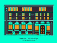 Three Arts Club of Chicago