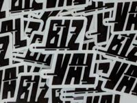 BizVal stickers