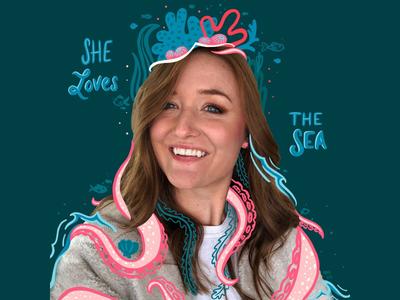 She Loves the Sea