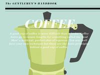 Coffee WIP