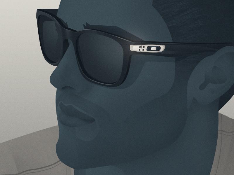 Oakley  illustration