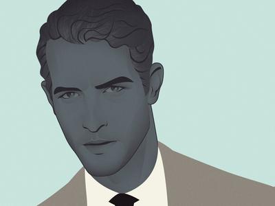 Mr Purple v2 illustration