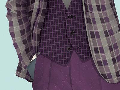 Mr Purple v3 illustration