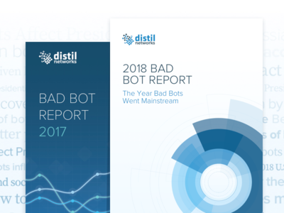 Bad Bot Report Cover Designs