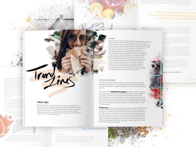 Magazine Design AHF