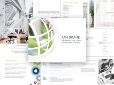 Internal Brand Guide