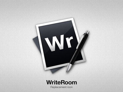 WriteRoom Replacement Icon replacement retina icon app download
