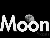 Moon Phases (After Effects)