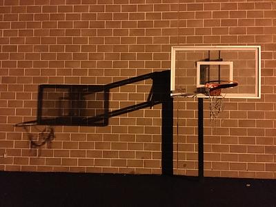 Night Dribbble basketball dribbble design photography