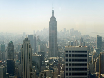 Downtown Manhattan new york manhattan downtown top of the rock ballardstudio photography