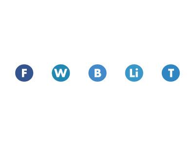 Social Media Buttons buttons social media web links blues
